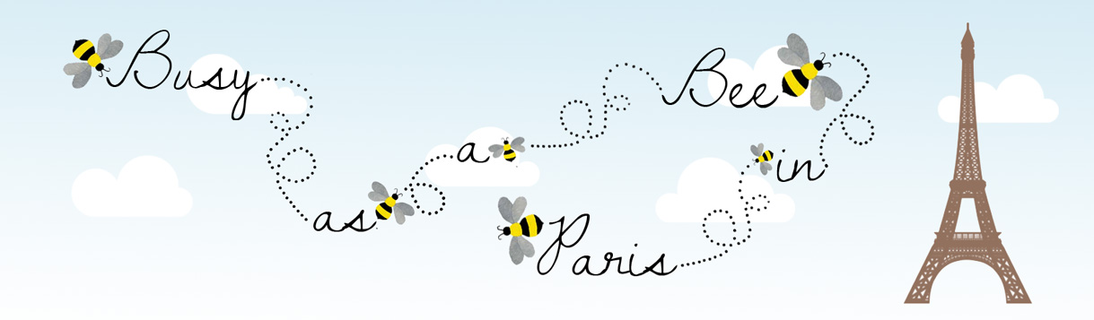 {The Paris Busy Bee Blog}