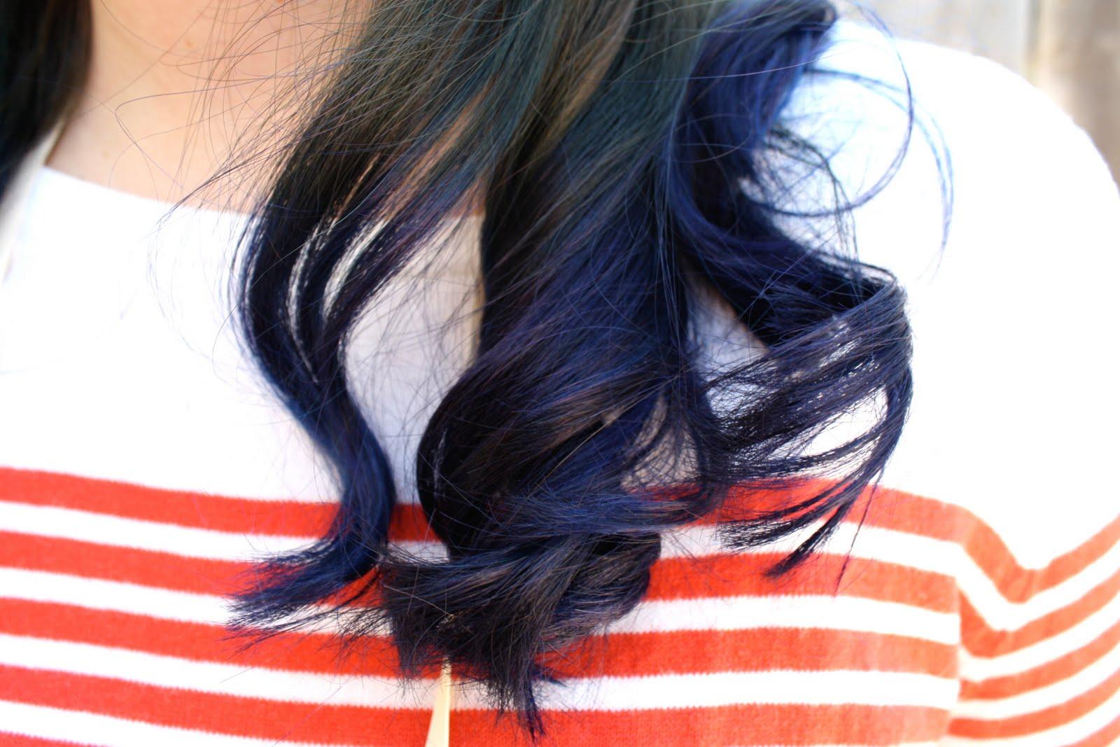 one sheepish girl: Blogging for Confidence #7 - BLUE!