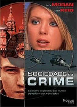 Filme Poster Sociedade do Crime DVDRip XviD & RMVB Dublado