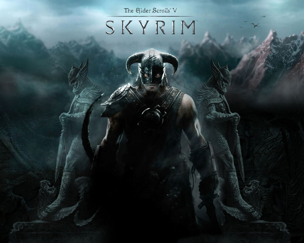 the bing: skyrim wallpaper elder scrolls v