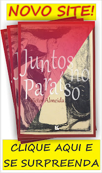 LIVRO Juntos no Paraíso - Victor Almeida