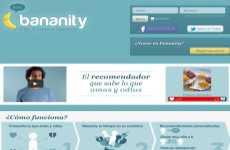 Bananity red social para compartir emociones