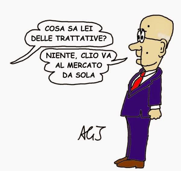 Napolitano, trattativa