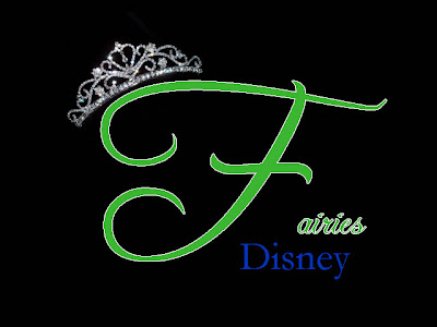 Disney Fairies Logo
