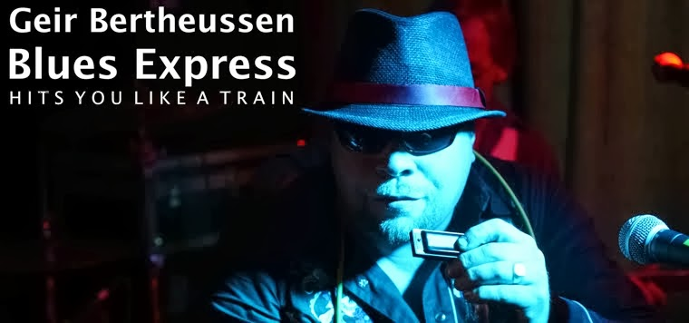 GEIR BERTHEUSSEN BLUES EXPRESS