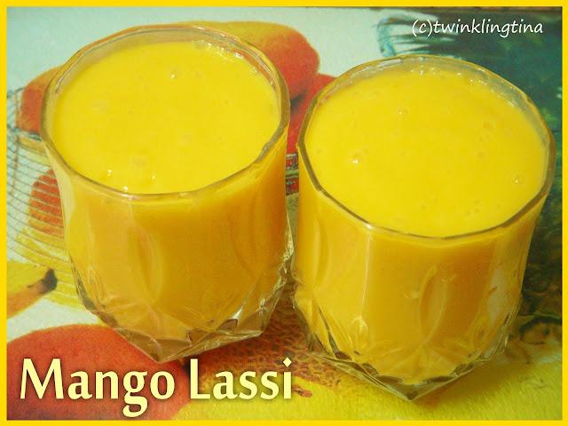 Mango Lassi — Rezepte Suchen