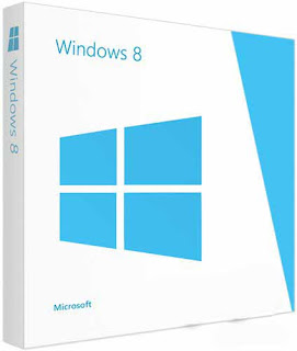 Windows 8 Professional Blue