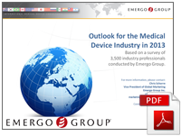 Outlook for medical device industry: all eyes on Asia, BRIC (medical translation)