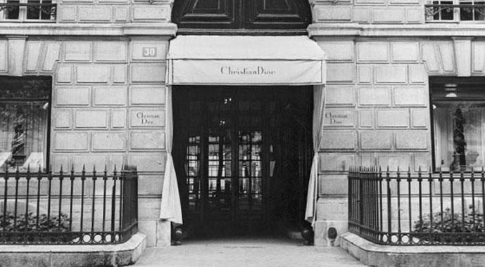 Christian Dior Avenue Montagne