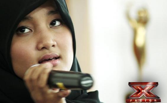 Fatin Shidqia Menyanyikan Lagu Don't Speak - No Doubt 15 Maret 2013