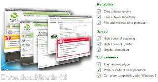 Antivirus Untuk Offline Dan Online Real Time Protection