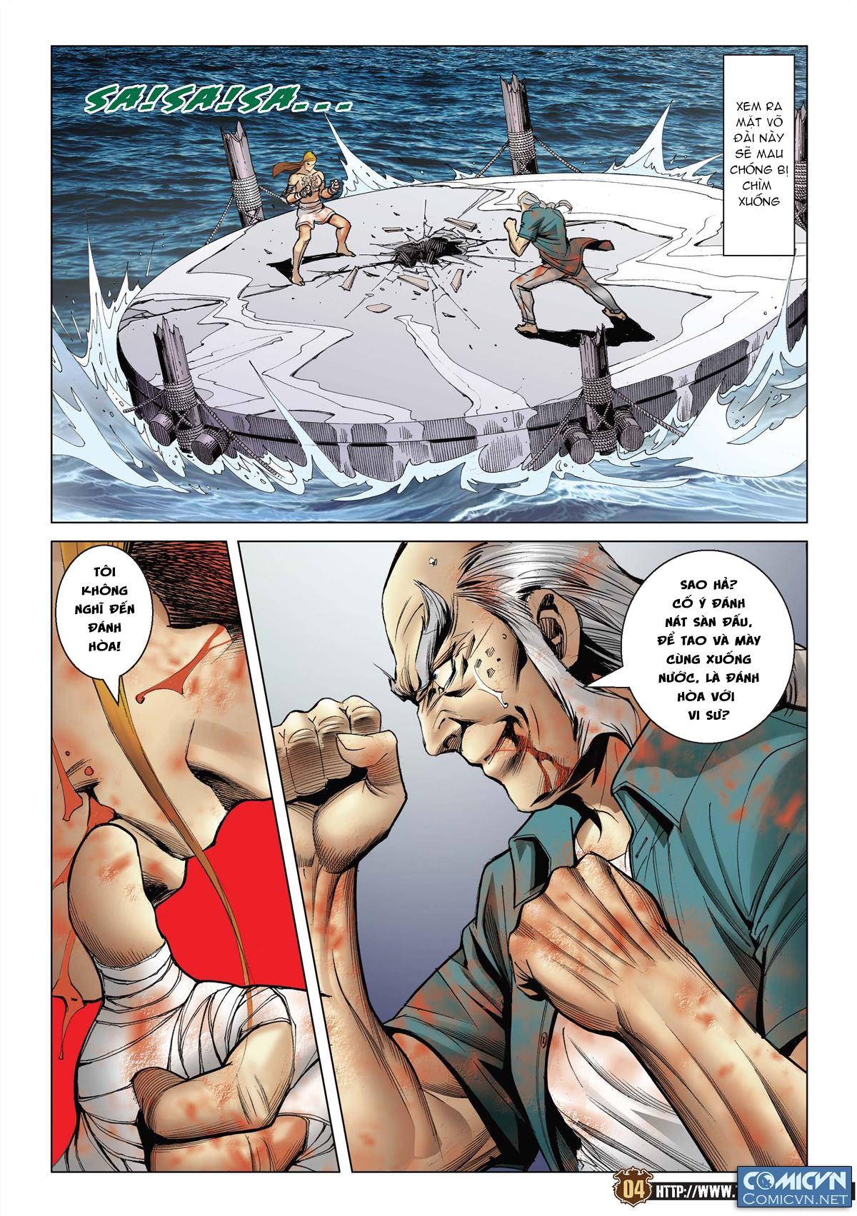 Người Trong Giang Hồ Chap 2167 - Next Chap 2168