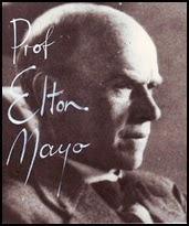 Elton Mayo y su teoría administrativa