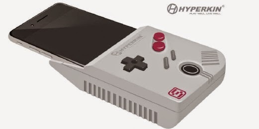 Game Boy dalam iPhone