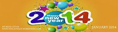 Year 2014, January, happy new year 2014