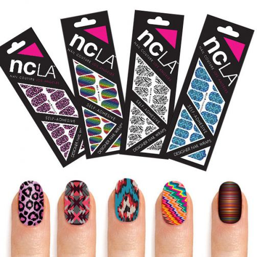 ncla nails, nail wraps, lace wraps