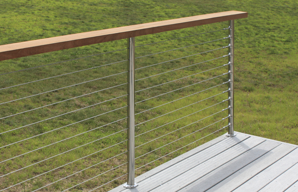 Stainless Steel Railing Systems
