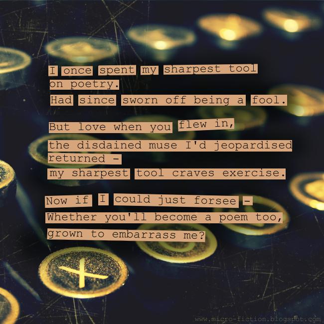50 word poem