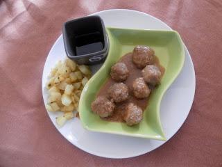 polpette al marsala e patate della zia clara