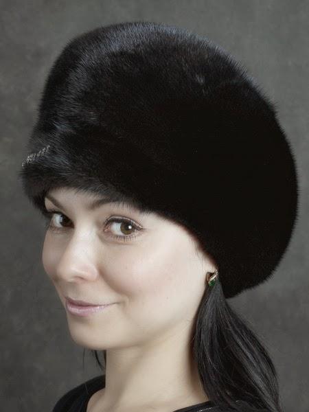 Фасоны норковых шапок