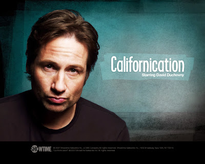 "david duchovny from ""Californication"""