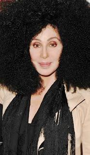 Cher in 2012