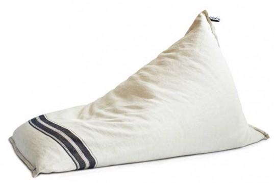 Puff en forma de almohada