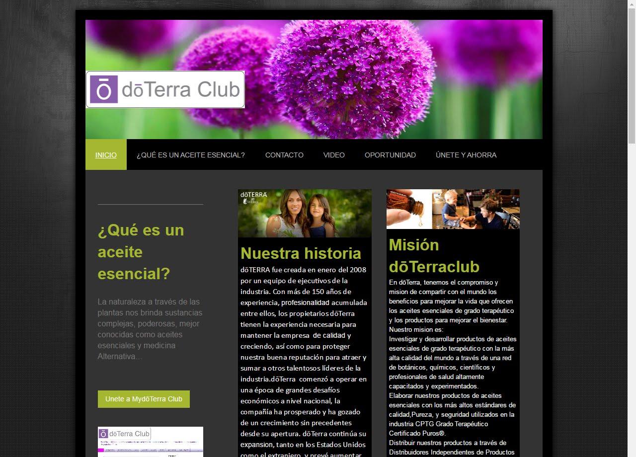 Web dōEsencial.com