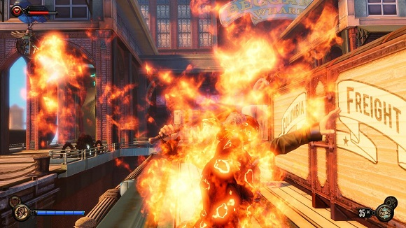 Bioshock Infinite PC Screenshot Gameplay 3 BioShock Infinite Repack Black Box