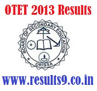 OTET 2013 Results