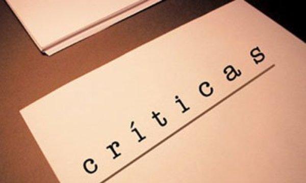 Aprende a hacer y recibir criticas 1
