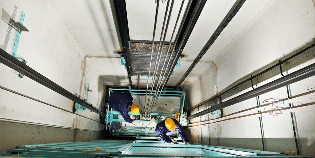 Manutenção de Elevadores e Plataformas Elevatórias
