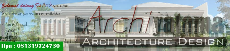 Desain Prencanaan Arsitektur minimalis