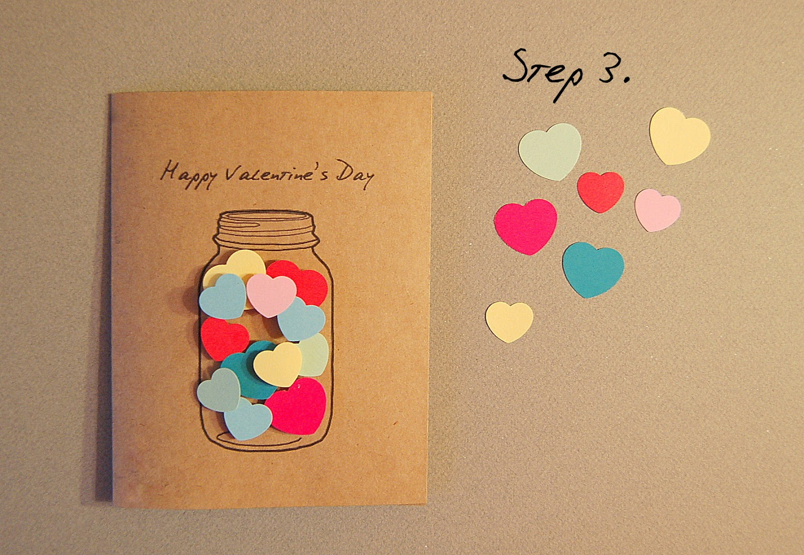 DC2NYConfessions: DIY Valentine Card