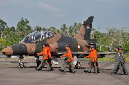 Elang Khatulistiwa Terlibat Latihan Gabungan TNI