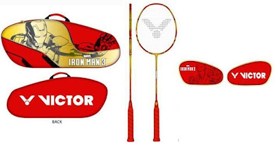 Victor Special Limited Edition x Iron Man Gift Set
