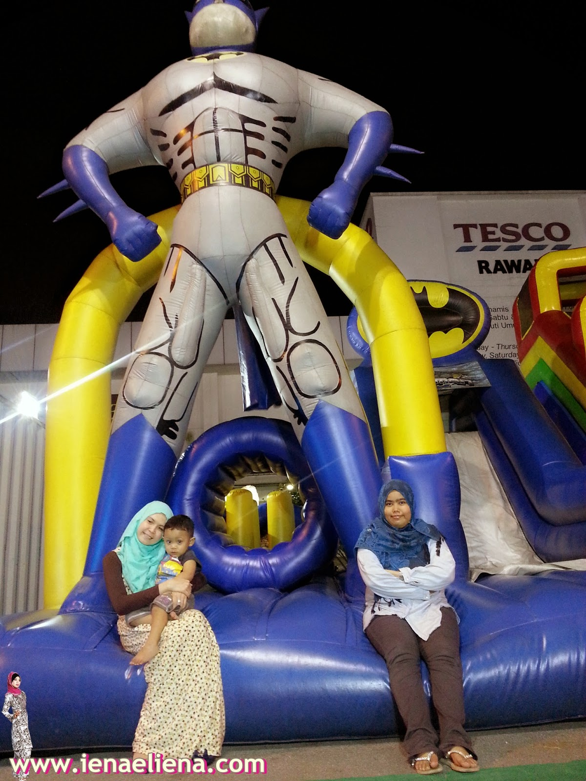 TESCO RAWANG BANANANA