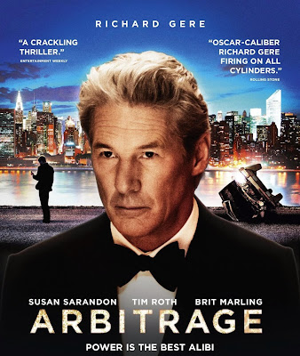 Poster Of Arbitrage (2012) Full Movie Hindi Dubbed Free Download Watch Online At worldfree4u.com