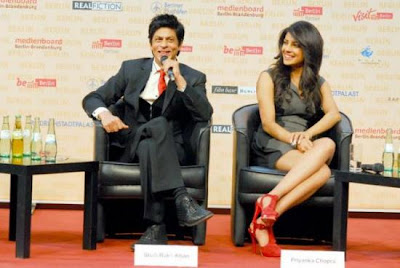 Priyanka Chopra to do a cameo for SRK's Ra.One