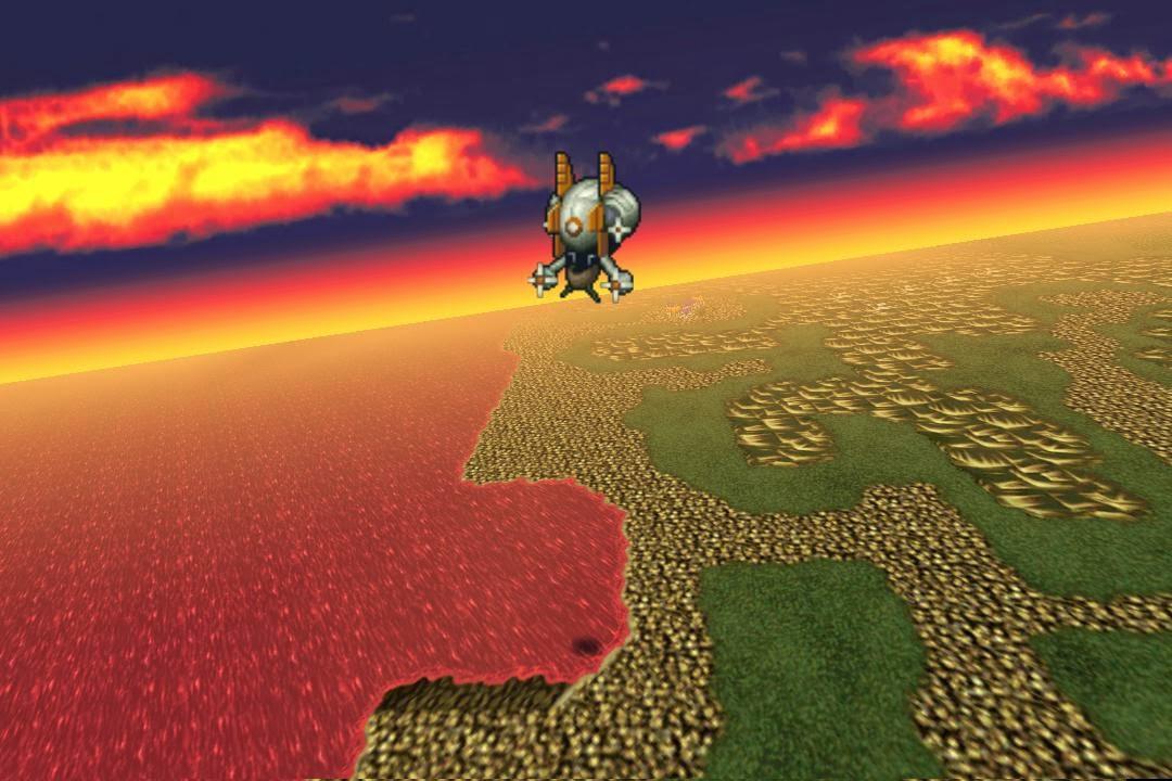 Final Fantasy VI android apk