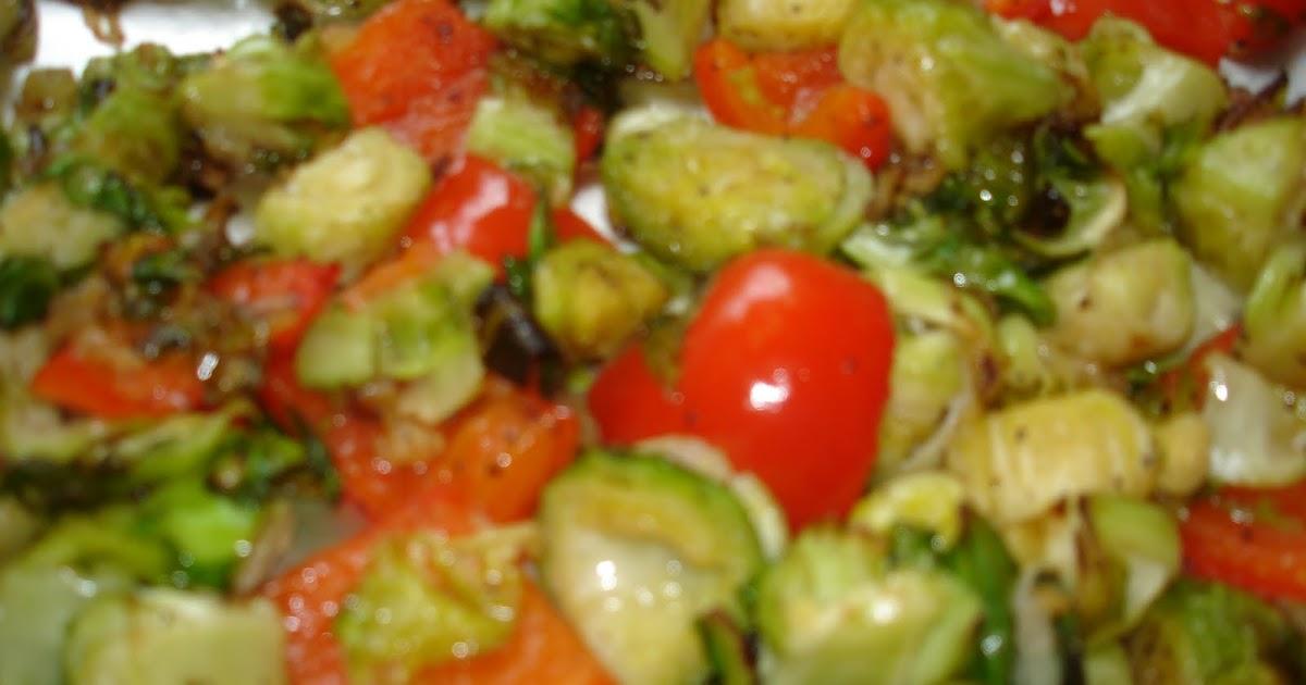 Le carnet gourmand de simone saut de choux de bruxelles - Basilic seche a ne pas consommer ...