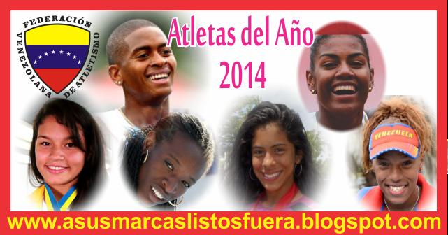Atletismo+Venezolano+Nercelys Soto+Marvin Blanco+Robeilys Peinado+Yulimar Rojas+Andrea Purica