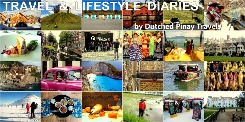 Travel and Lifestyle Diaries Blog