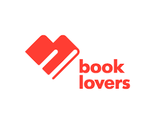 14. Book Lovers Logo
