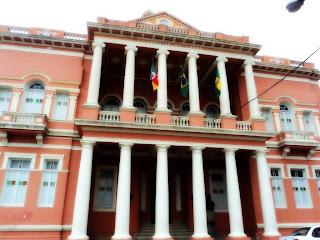 Prefeitura Municipal, em São Gabriel