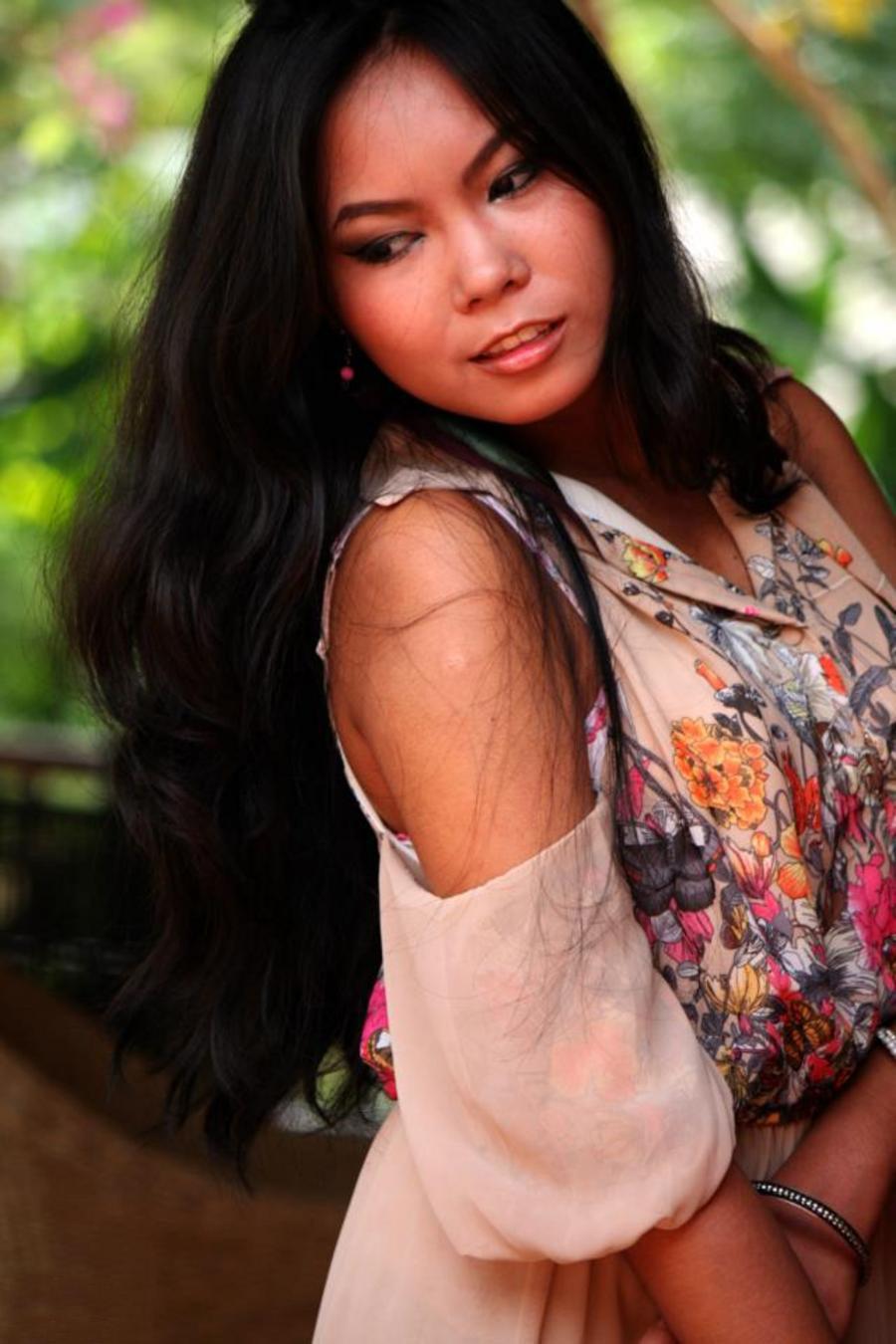 Фото красивых тайских девушек 2 фотография