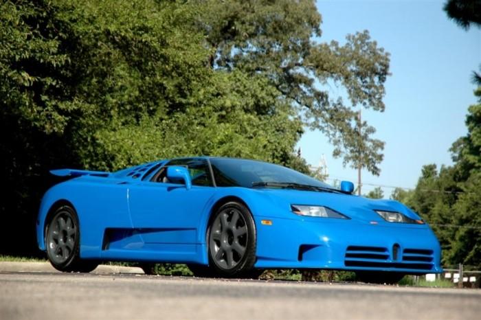 Serpentarius Inc Viernes Automotor Bugatti Eb110