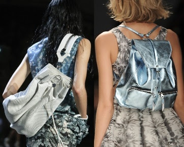 Backpack handbags