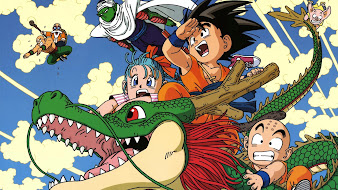 #34 Dragon Ball Wallpaper