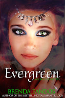 book cover of Evergreen by Brenda Pandos